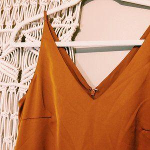 J. Crew Dresses - NWT J. Crew Midi Slip Dress in Adobe